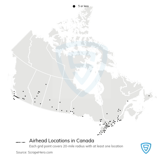 Airhead dealership locations