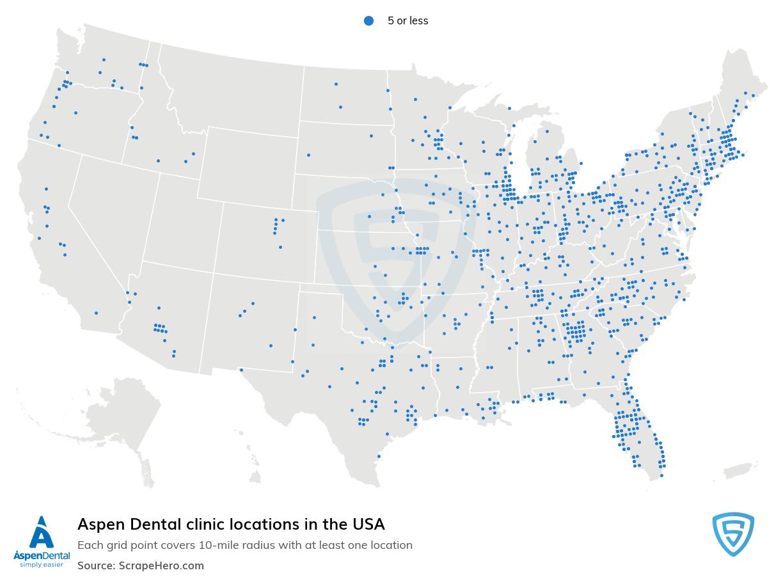 Aspen Dental locations