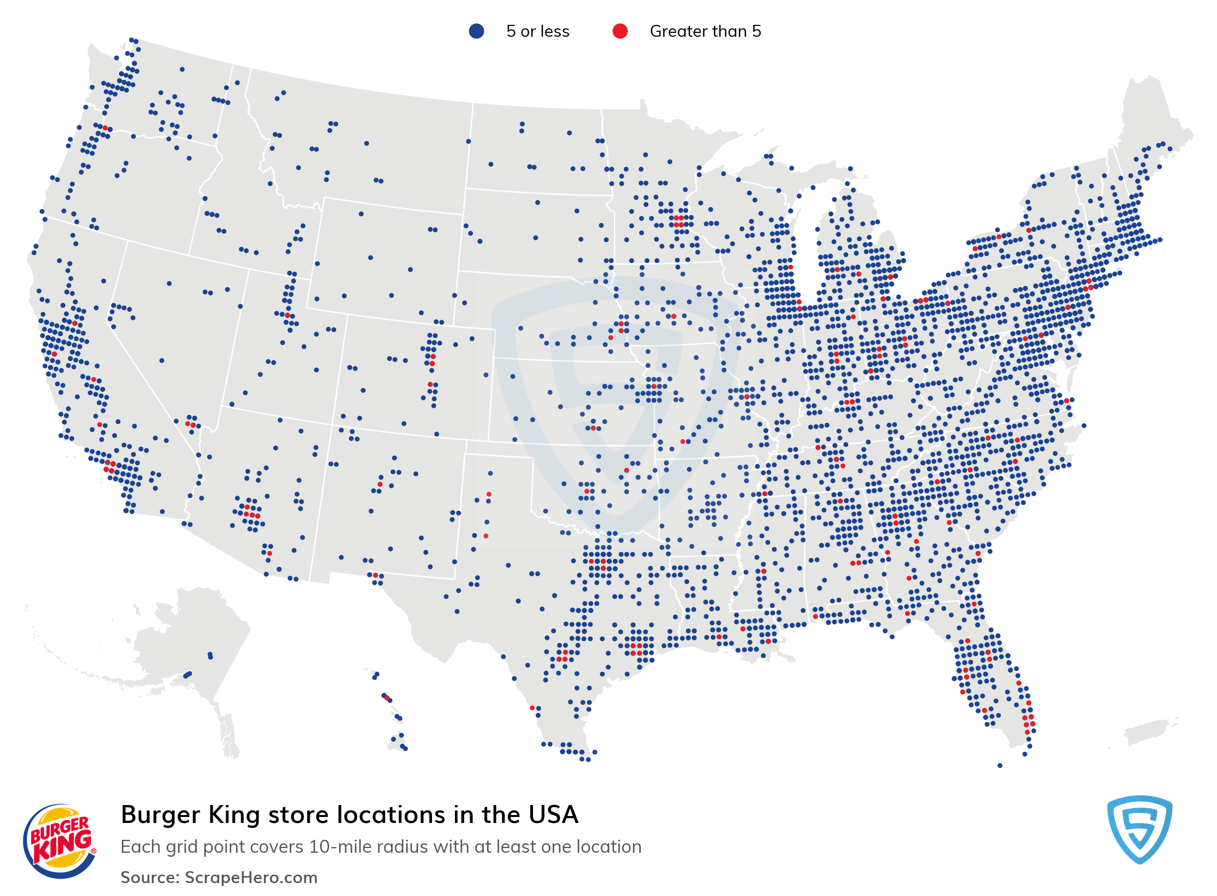 Burger King Store locations