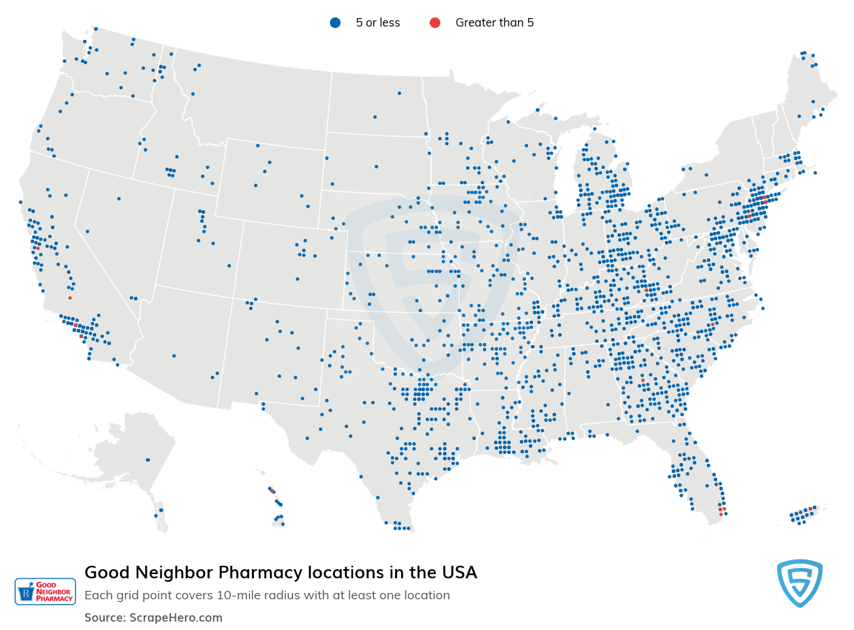 Good Neighbor Pharmacy locations
