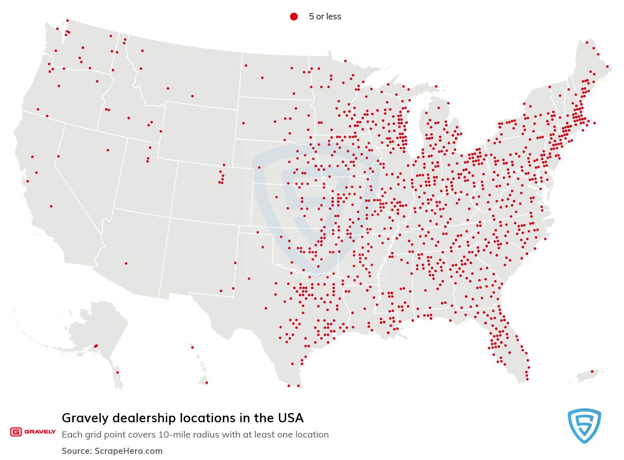 Gravely dealership locations