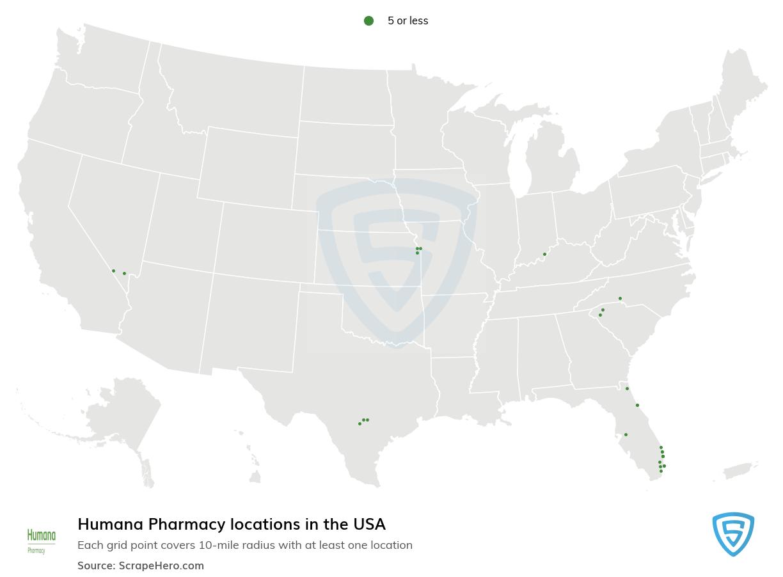 Humana Pharmacy locations