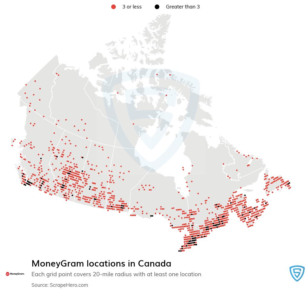 MoneyGram locations