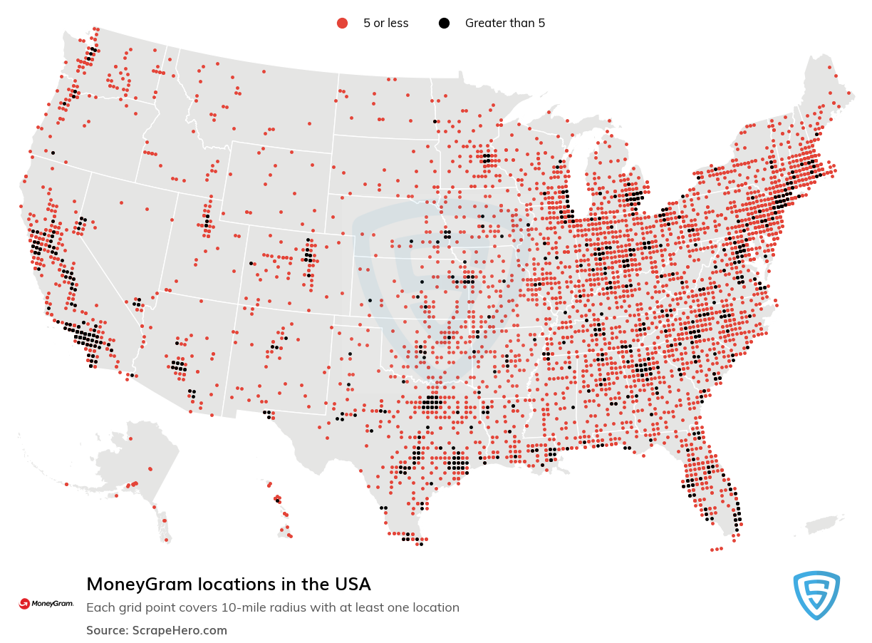 MoneyGram locations