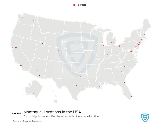 Montague  dealership locations
