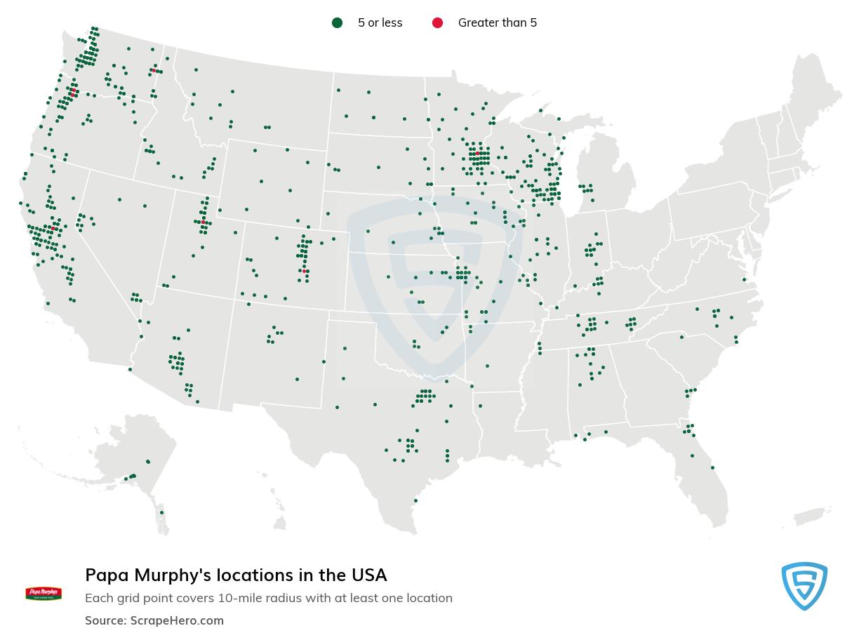 Papa Murphy's store locations