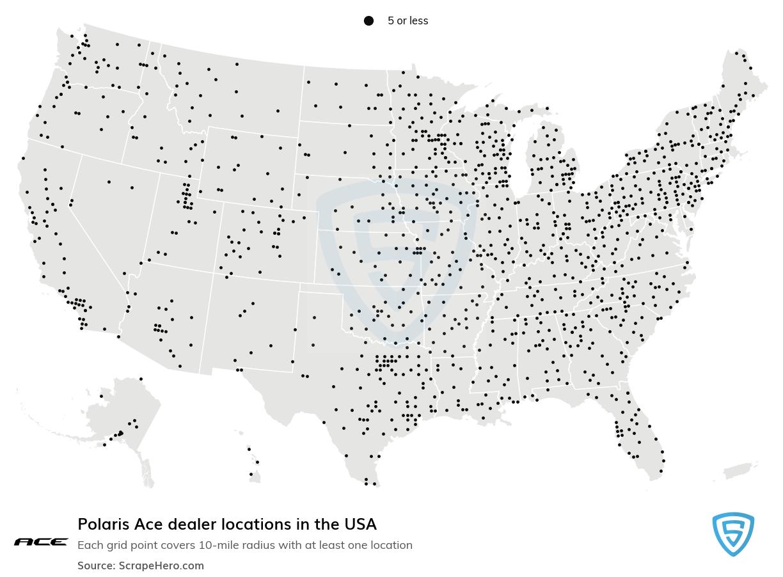 Polaris Ace dealership locations