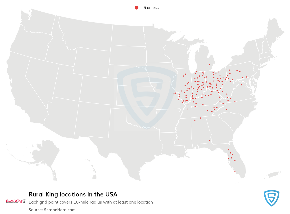 Rural King locations
