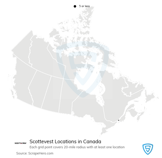 Scottevest store locations
