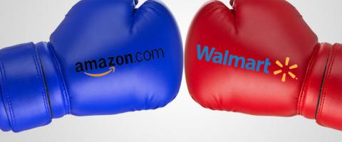 Amazon vs Walmart – the battle rages on