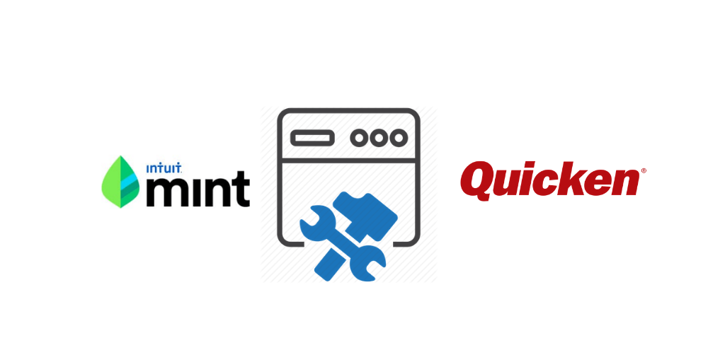 Mint com and Quicken Data Scraping blocked by Bank websites