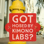 Demise of Kimono Labs and the fate of their users