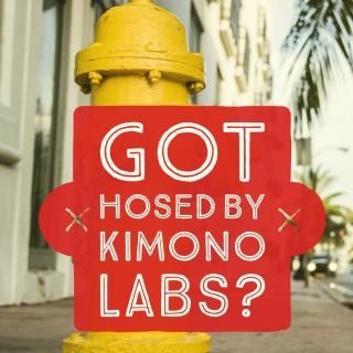 Kimono labs abandons users