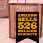 Amazon.com Statistics April 2016