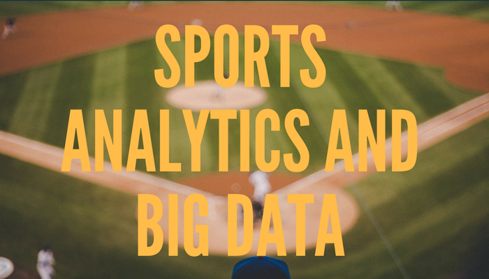 Sports Data – The Rise of Big Data and Analytics