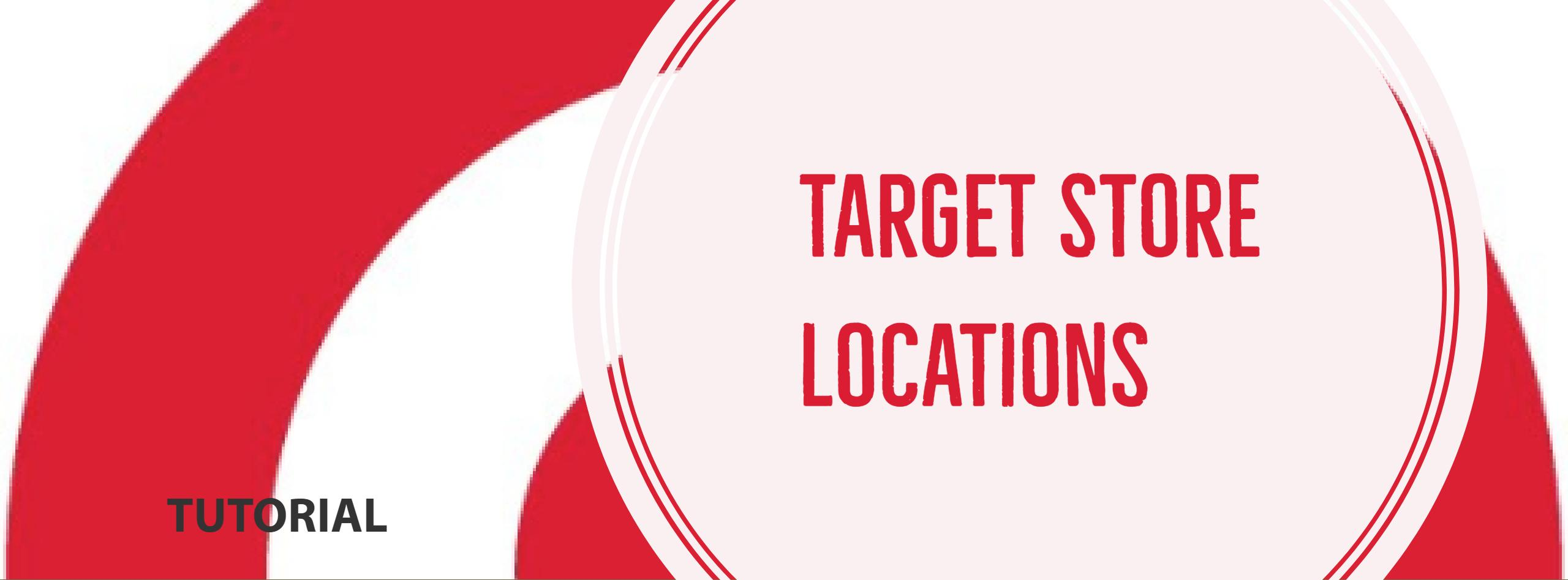 How to Scrape Store Locations from Target.com using Python