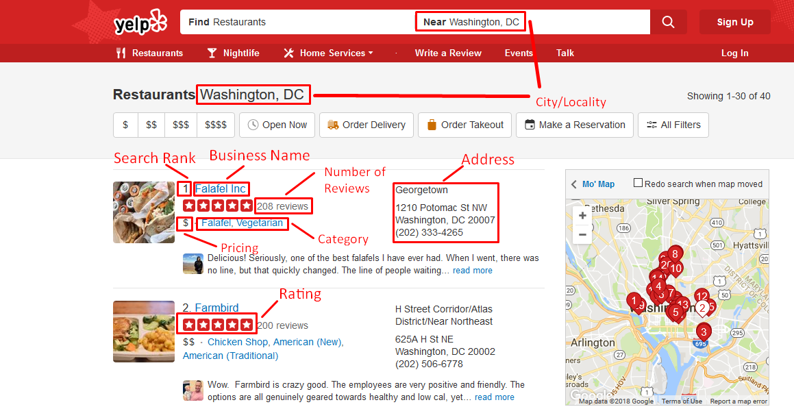 web-scraping-details-from-yelp