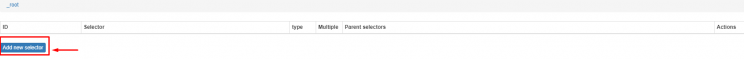 add-new-selector-web-scraper