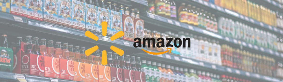 Amazon Prime Now Vs Walmart Grocery - How many products do