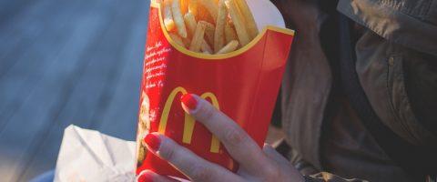 McDonald's Canada – a location-data based summary
