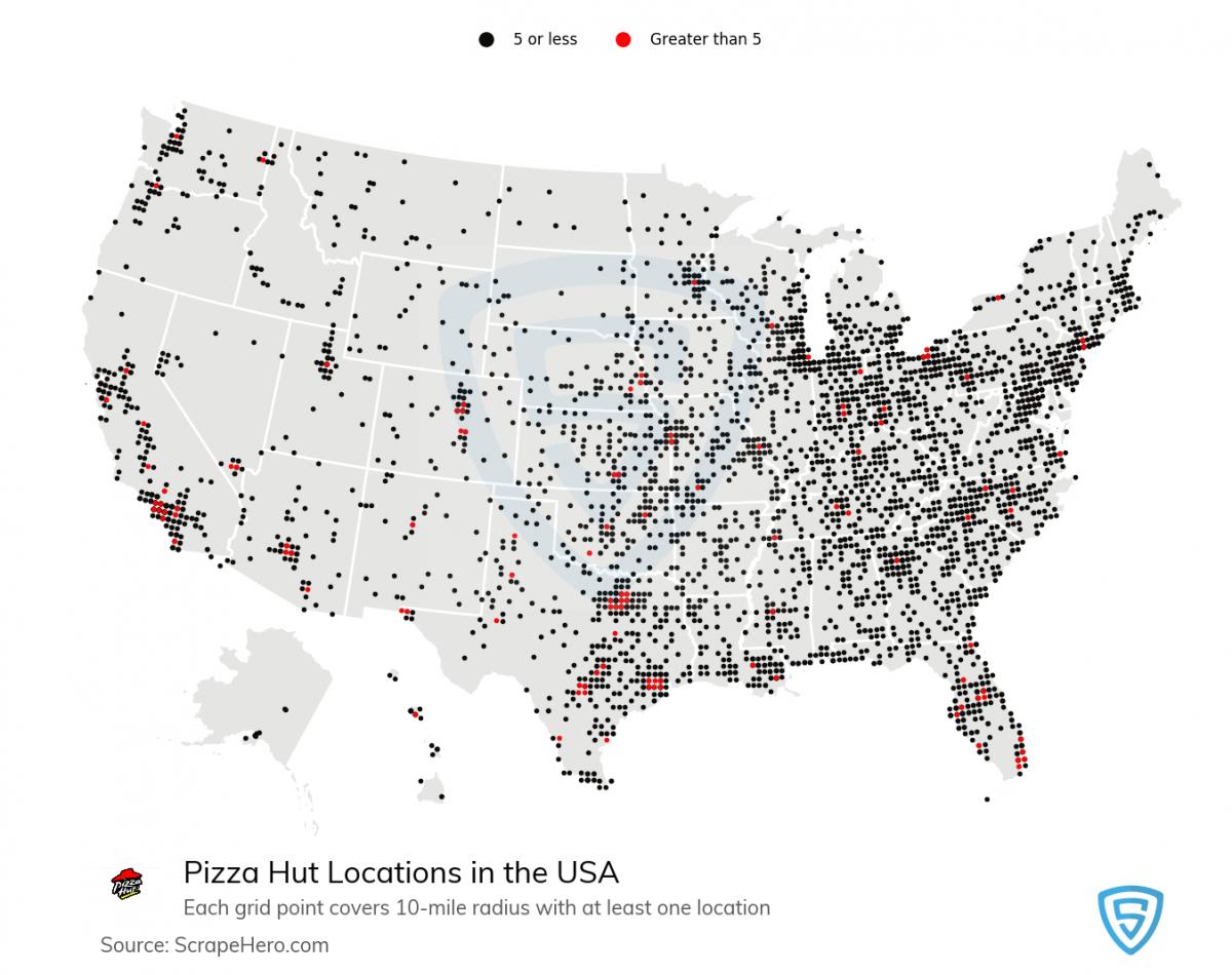 pizza-hut-map-locations