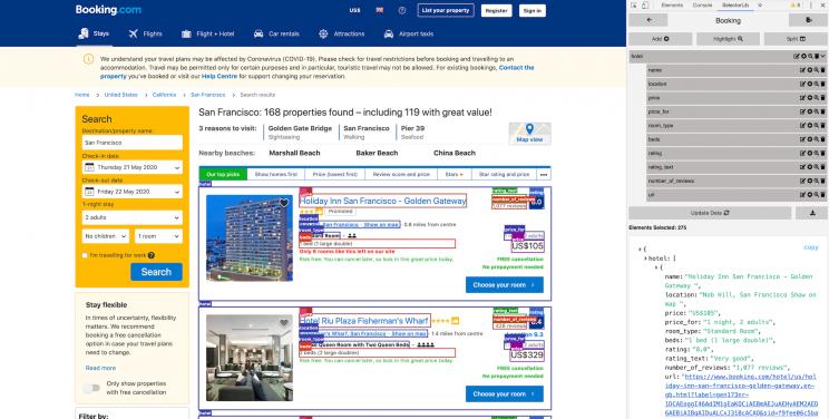 hotel-data-scraper