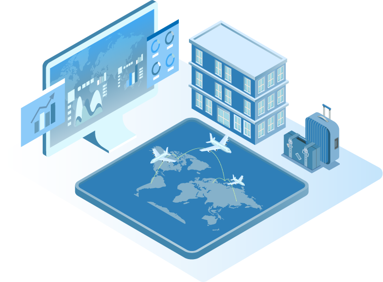 travel-airline-hotel-data