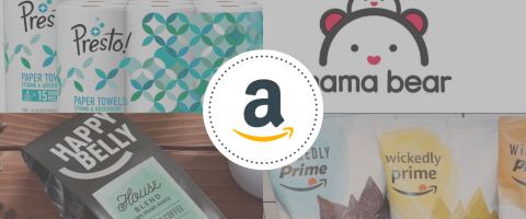 Amazon Steps Up Its Private Label Strategy