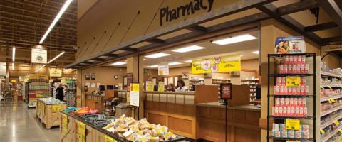 Pharmacies and Supermarket Pharmacies – Location Analysis
