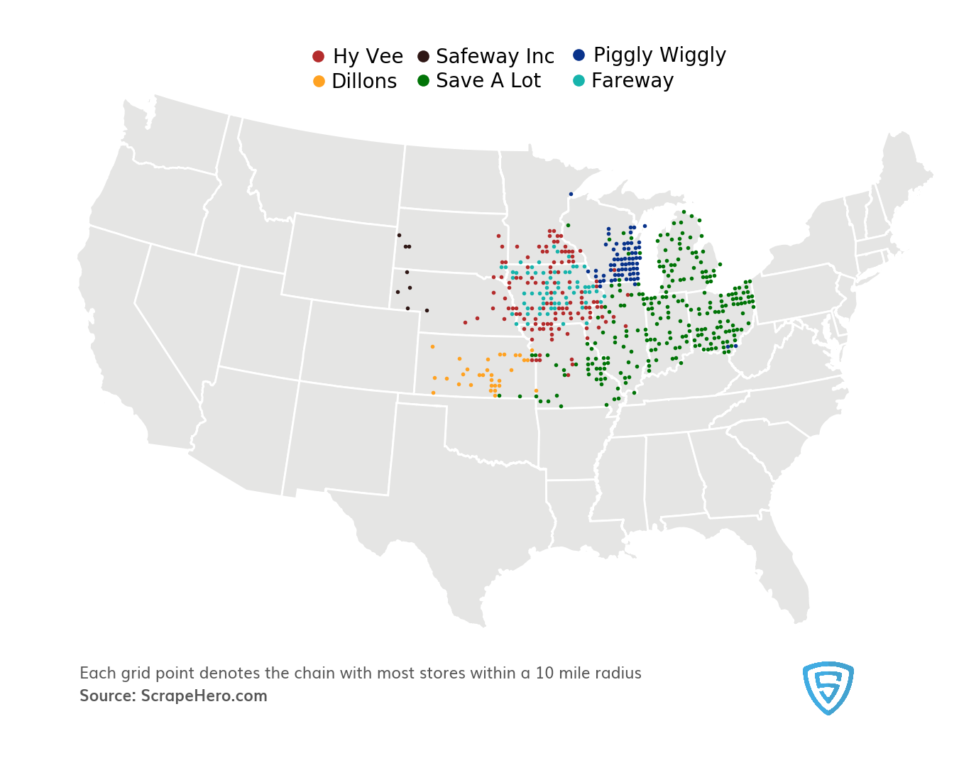 midwest-grocery-chains-usa-map