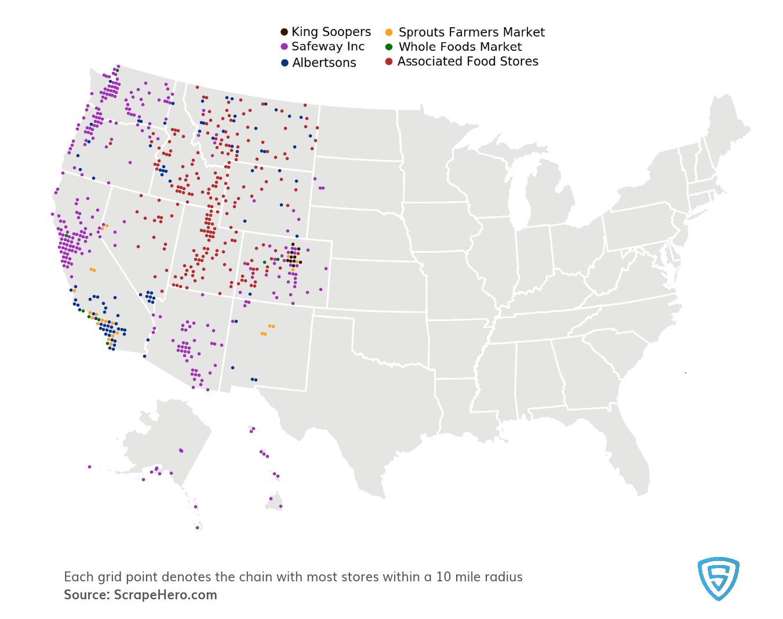 western-regional-grocery-chain-usa-map