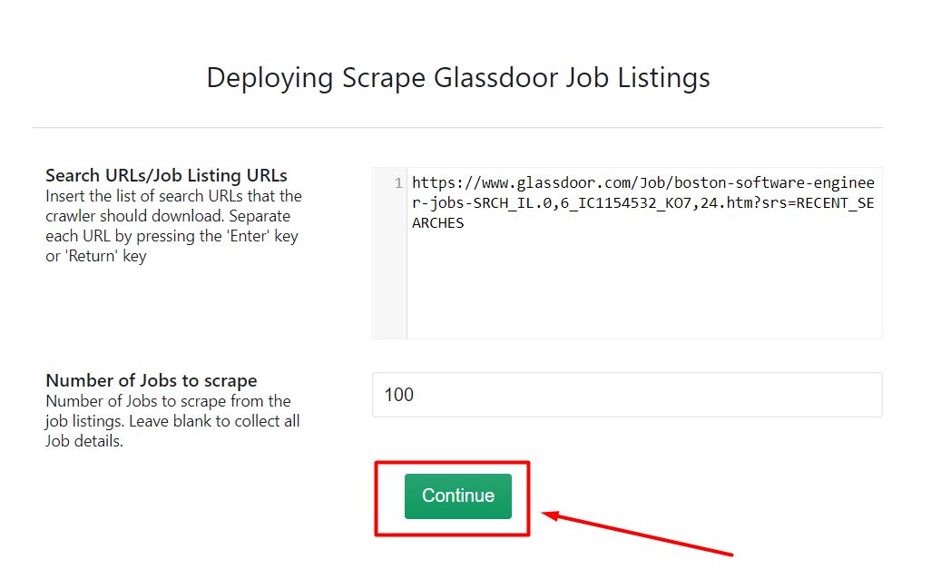 scrape-job-listing-urls