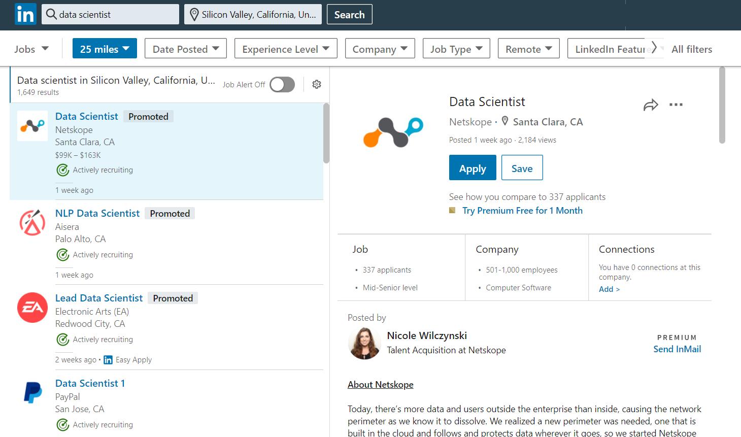 linkedin-job-search-results