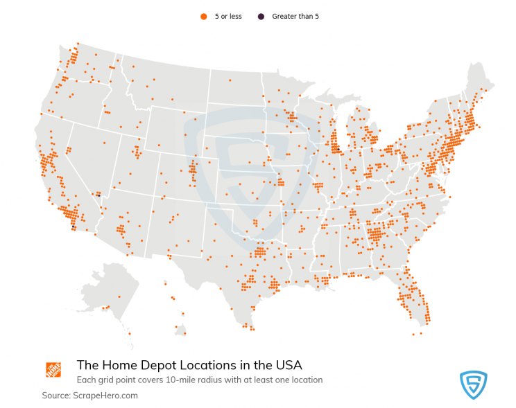 home-depot-location-map
