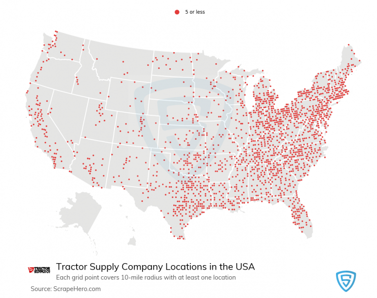 store-location-map-of-tractor-supply-company