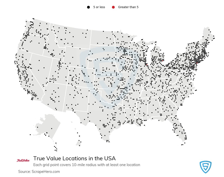 true-value-location-map