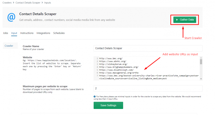 add-website-links-run-contact-details-scraper