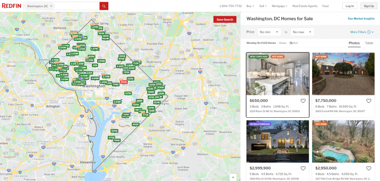 search-redfin-location