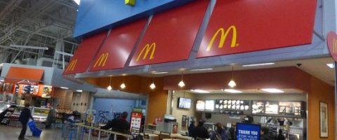 McDonald's Closures in Walmart Stores – Location Analysis