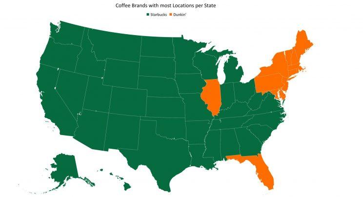 starbucks-dunkin-most-locations-per-state