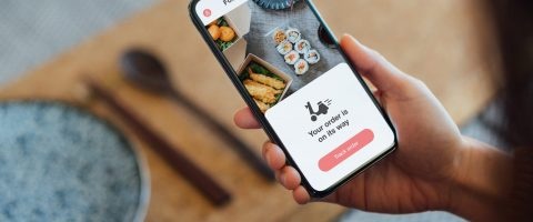 Web Scraping Food Delivery Data