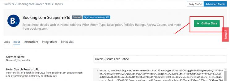 booking-com-crawler-gathering-data