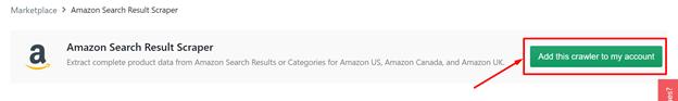 add-Amazon-Scraper-to-your-account