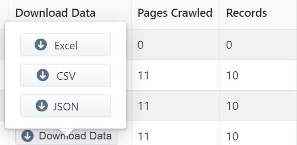 Download gathered Tripadvisor hotel reviews data