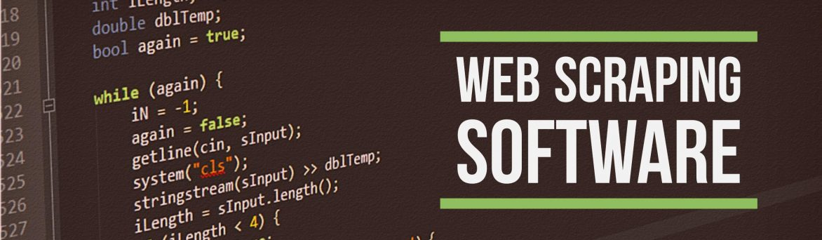 Web-Scraping-Software